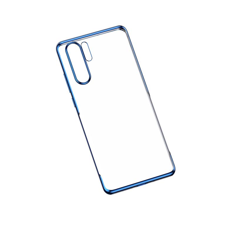 Купить Чехол Baseus Shining Case For HUAWEI P30 Pro Blue с доставкой в Москве !!!